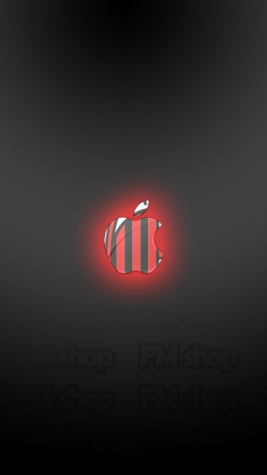 Elegant Ac Milan Iphone54s4 Wallpaper By Andreicukapp On Deviantart