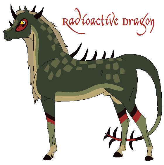 Download Next To Me Imagine Dragon Wapka: FSS Radioactive Dragon By Gyngercookie On DeviantArt