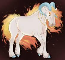 Zodiac Adopt Series - ARIES - Open by gyngercookie
