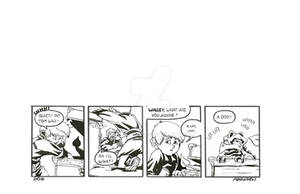 Tom and Walley Comic Strip 1