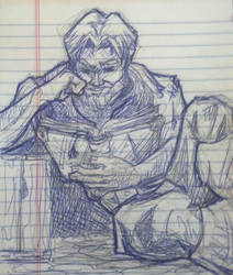 Tirien Forewell, sketch