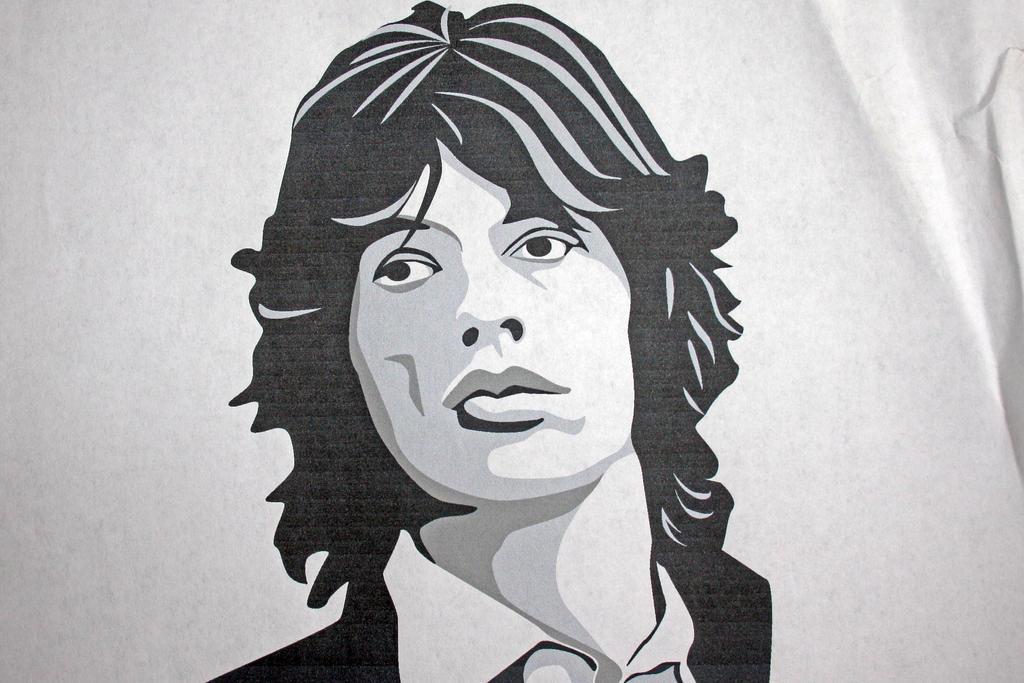 Mick Jagger by MatthewDJones