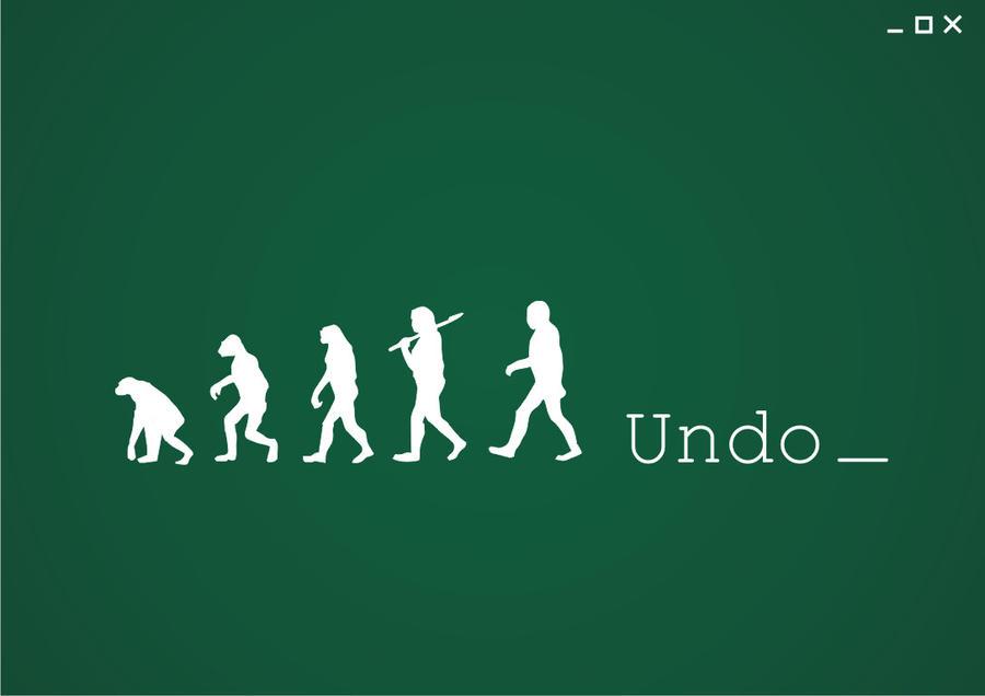 Undo by halanprado