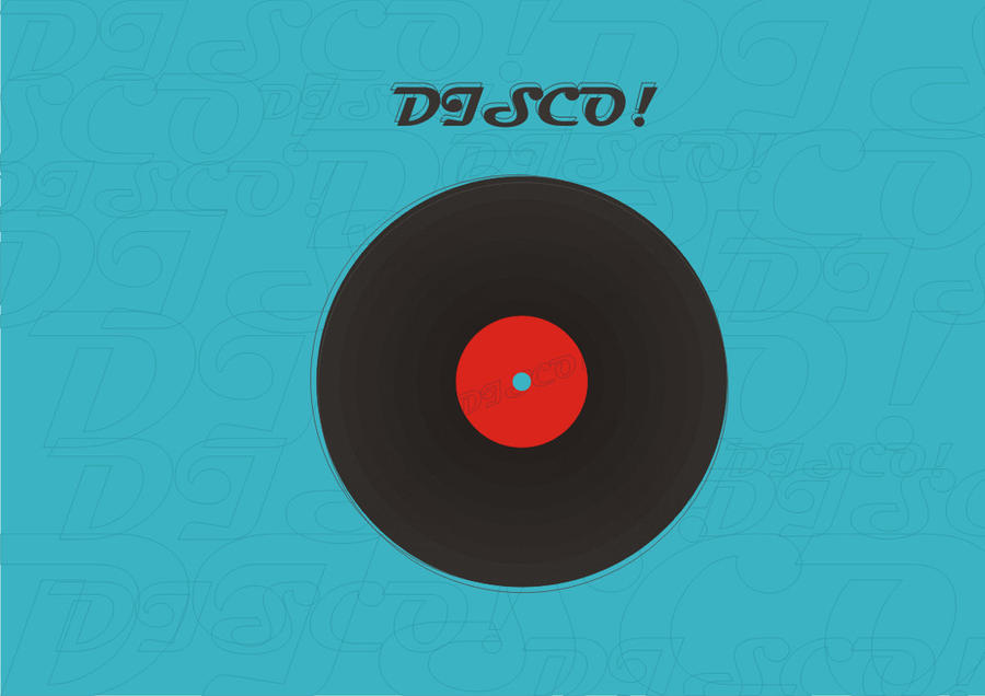 Disco by halanprado