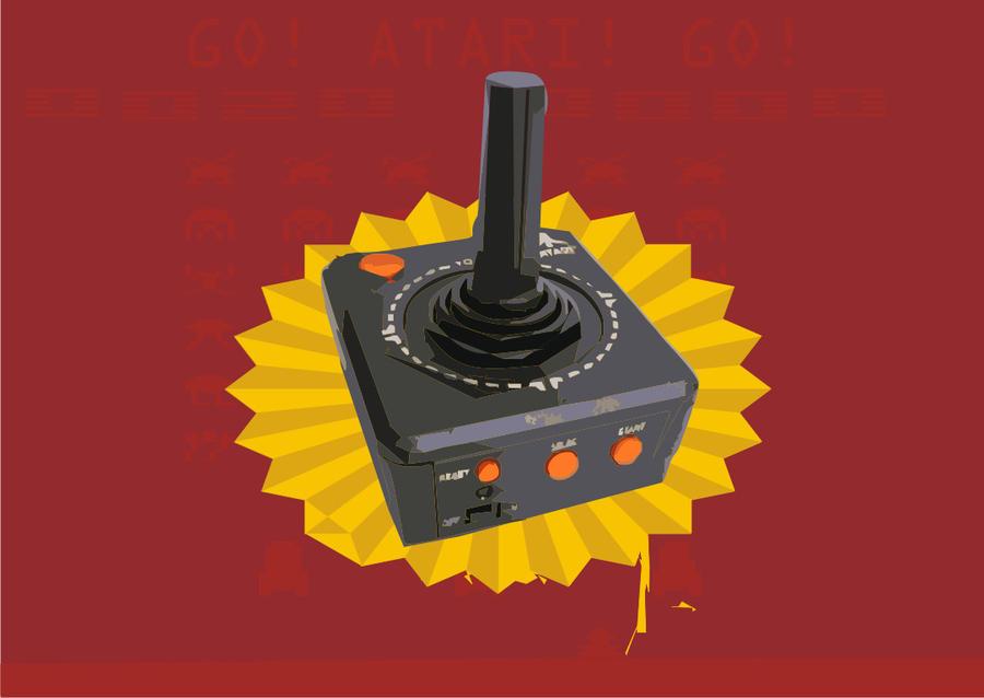 Go Atari Go by halanprado