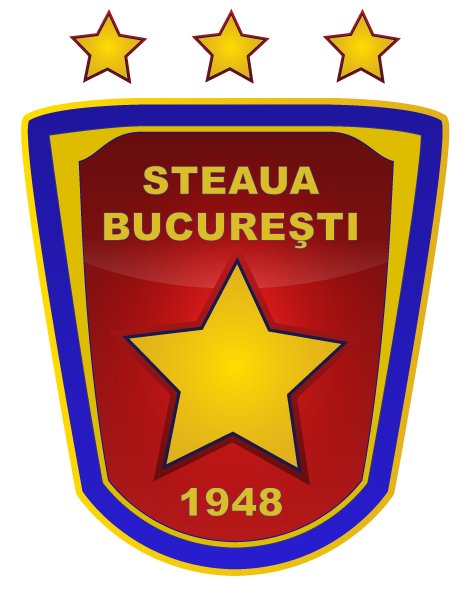 steaua bucharest fantasy logo by fdanny2012
