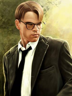 Mr. Tom Ripley by RainyRX