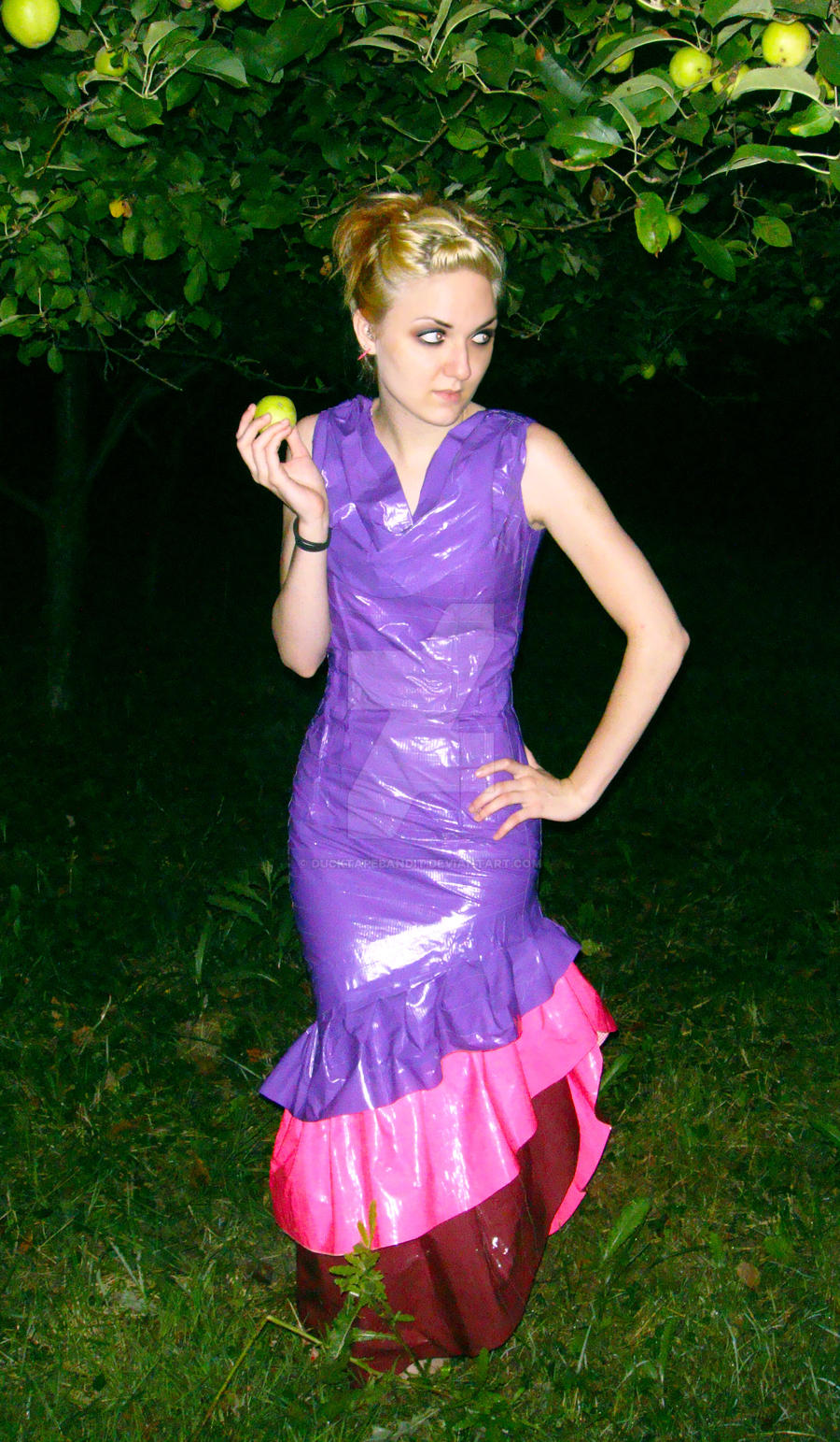 Images of duct tape dresses for sale | Fashion luxy dress