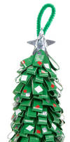 Duct Tape Tree Ornament by DuckTapeBandit