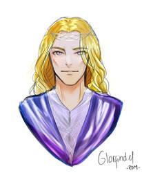 Glorfindel by Bacusae