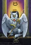 Gryphon Tarot - The Hierophant