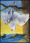 Gryphon Tarot - Suspension