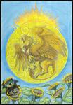 Gryphon Tarot: The Sun