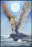 Gryphon Tarot - The Moon