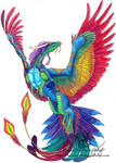Yao Chi: the rainbow dragon