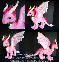 Ember Plush by silvermoonnw