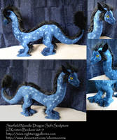 Starfield Noodle Dragon Plush Commission