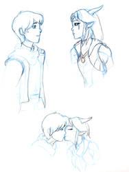 Rayllum Sketches