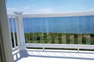 pvc fence Nassau County by northeastwindows