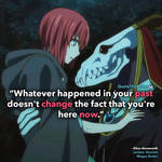 Ancient Magus Bride Quotes. Elias Ainsworth Quotes by QuoteTheAnime