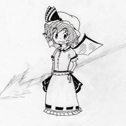 Remilia Scarlet~ TH 06 by TwilitPie