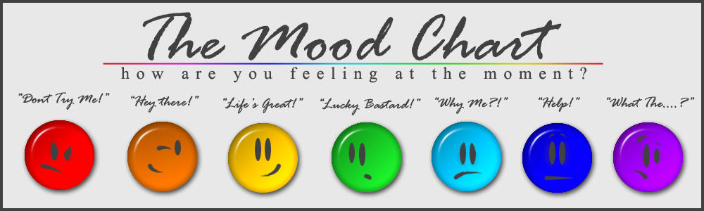 The Mood Chart By Twistedinstinct On Deviantart