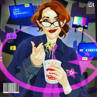 Tech Girl: Advanced (Saints Row 3)