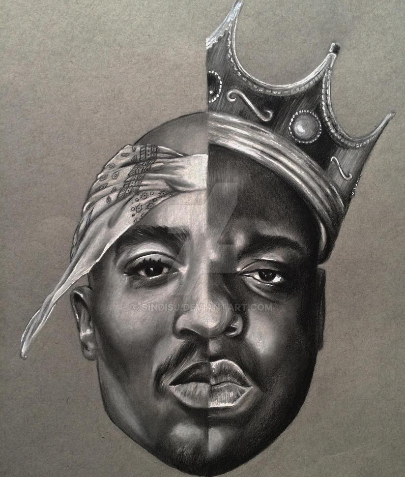 tupac and biggie iphone wallpaper