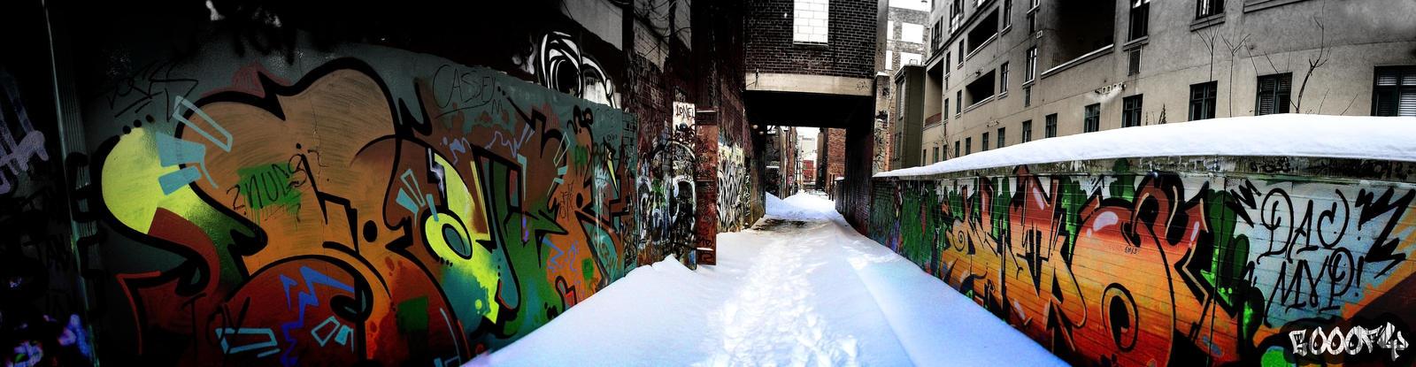 Frozen-Alley