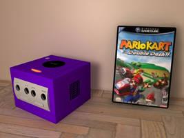 Nintendo Gamecube by c4dazubi08