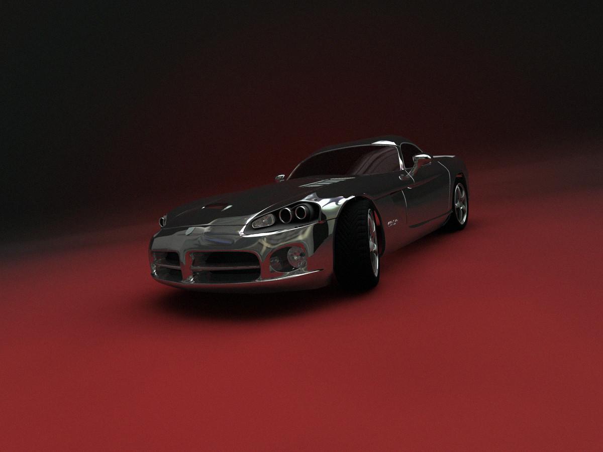 Dodge viper srt 10 coupe nr.2 by c4dazubi08