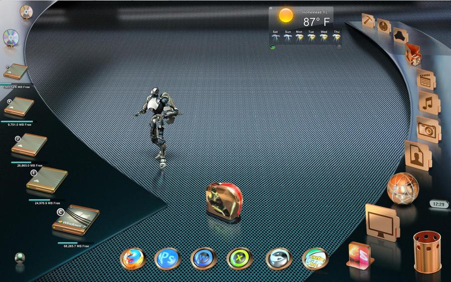 3d Desktop - фото 8