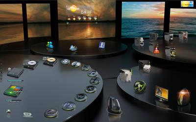 Scenario Colossus 3G by DARIMAN