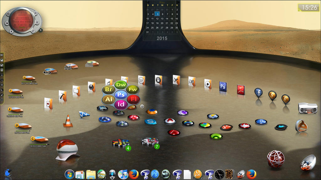 3d Desktop - Colossus 3g For Desktop Free Download