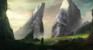 The path between the Guardians