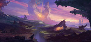 Twilight of Strange Lands