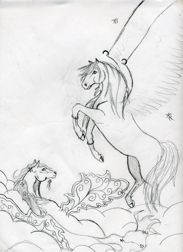 bella sara horseswindscar101 on deviantart