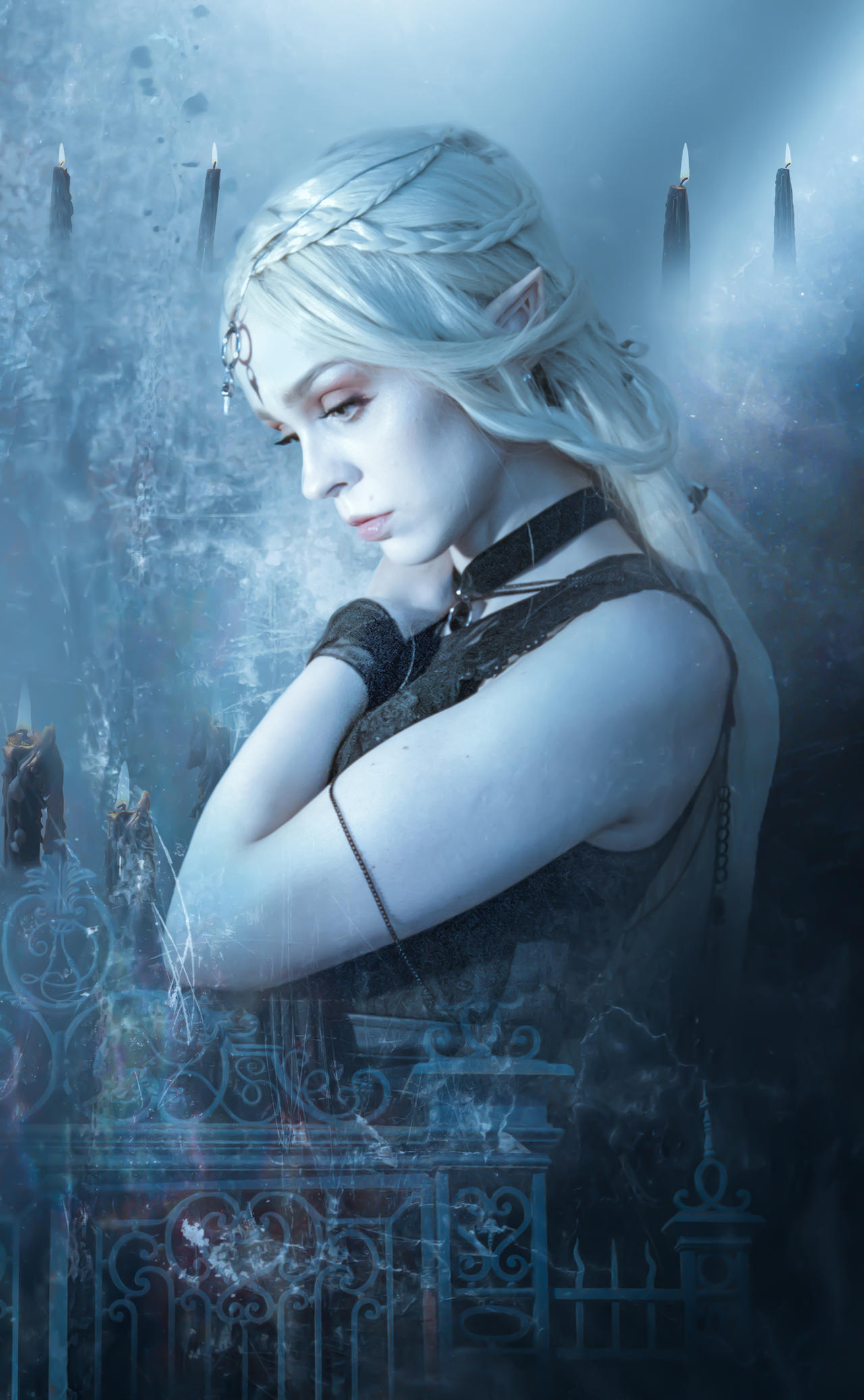 Elven Portrait