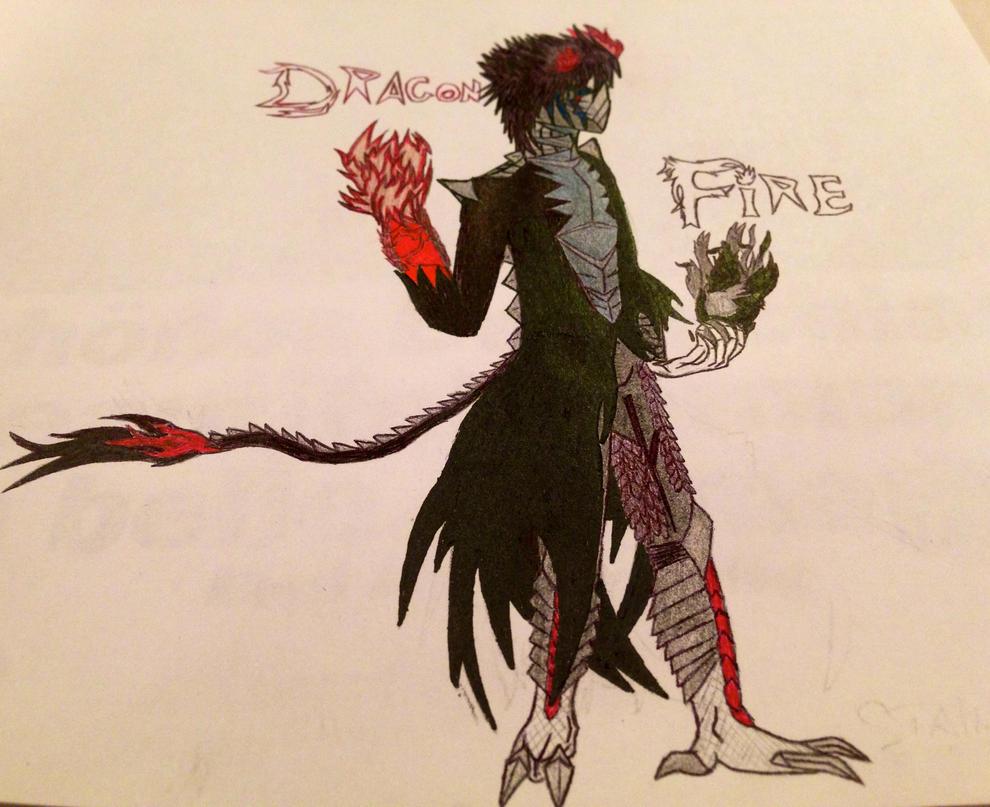 DRAGONFIRE by joker105