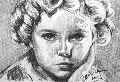 Shirley Temple by DominicaPresently