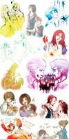 AMR: doodles 4 by FuckYouFolks