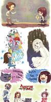 AMR: doodles 5 by FuckYouFolks