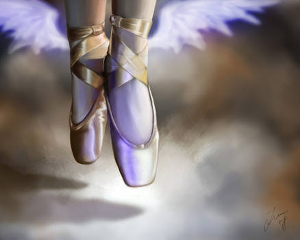 A dream of Ballet by LUN2004