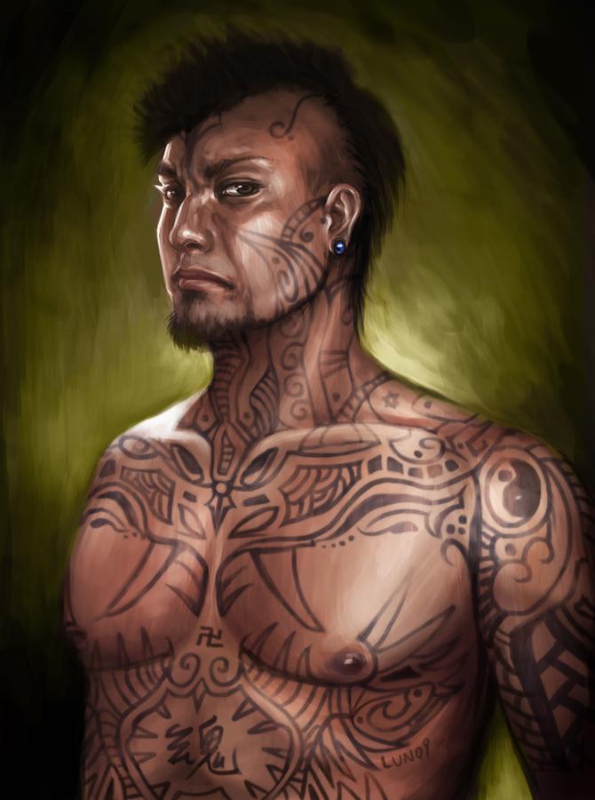 Man Tattoos