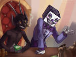 The Devil and King Dice