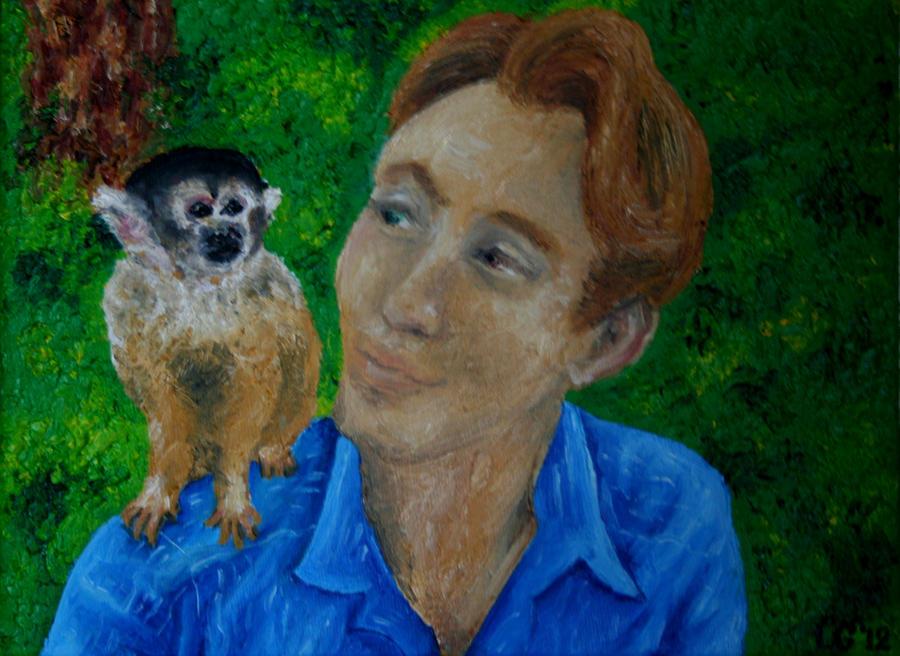 Monkey Business by Leeuwtje