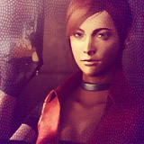 Claire Redfield Icon 2 by LinksTRUEGirlfriend
