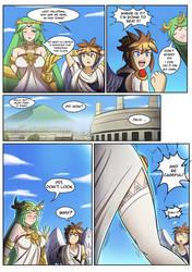 A Gigantic Palutena - Page 01
