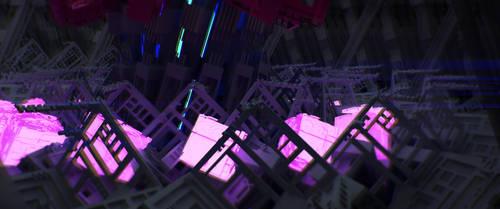 Power Core by Monkeshii