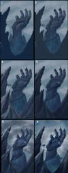Winter's Grasp Process by DovahLi